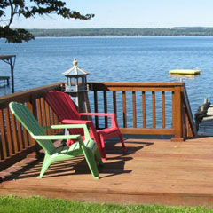 Finger Lakes Vacation Rentals Cottages Cabin Rentals And More