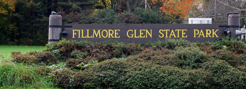 Fillmore Glen State Park – Moravia, NY Hiking and Waterfalls