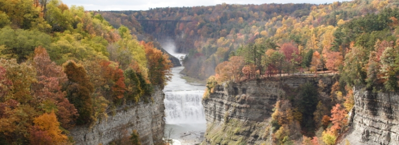 Letchworth State Park - A guide to one of the finest parks in the ...