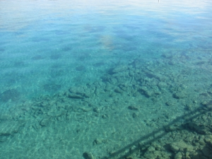The Clear Waters of Skaneateles Lake