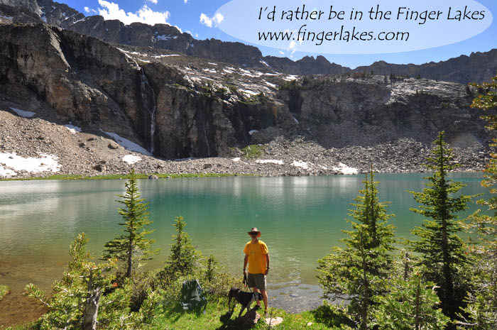 Being at scenic kane lake in idaho reminds gregg m of how beautiful